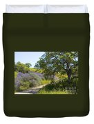 Peaceful Path Duvet Cover