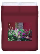Peaceful Retreat Duvet Cover