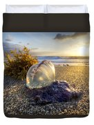 Pearl Of The Sea Duvet Cover