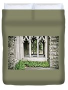 Peek-a-boo At Valley Forge Duvet Cover