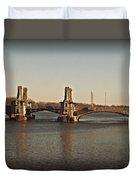 Pelham Bridge Duvet Cover
