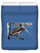 Pelican I Duvet Cover