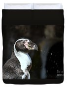 Penguin Splash Duvet Cover
