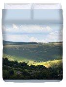 Pennine Way View Duvet Cover