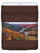 Pennsylvania Color Duvet Cover