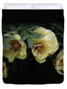 Peony Arch Duvet Cover