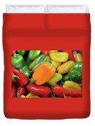Peppery Duvet Cover