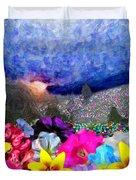 Perennially Beautiful II Duvet Cover