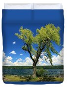 Perfect Picnic Spot Duvet Cover