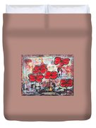 Perfect Poppies Duvet Cover