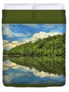 Perfect Reflections Duvet Cover