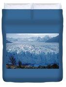 Perito Moreno Glacier, Tourist Overlook Duvet Cover