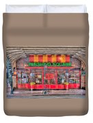 Pershing Square Central Cafe I Duvet Cover
