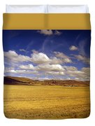 Peruvian High Plains 2 Duvet Cover