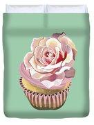 Petal Pink Dream Duvet Cover