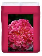 Petals Petals And More Petals Duvet Cover