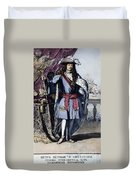 Peter The Great Duvet Cover
