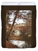 Petit Jean State Park Duvet Cover