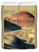 Peyote Duvet Cover