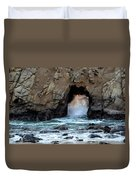 Pfeiffer Rock Big Sur 2 Duvet Cover
