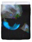 Phaedra Eye Duvet Cover