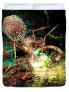 Phage Dreaming 1 Duvet Cover