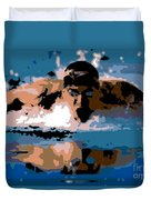 Phelps 1 Duvet Cover by George Pedro