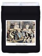 Philip II (382-336 B.c.) Duvet Cover