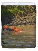 Phillip Island 2 Duvet Cover