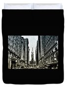 Philly - Broad Street Duvet Cover