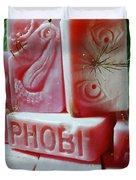 Phobia Duvet Cover