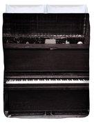 Piano Bar- Tallulah Louisiana Duvet Cover