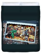 Piano Man 3 Duvet Cover