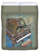 Piano Study 5 Duvet Cover