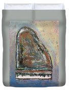 Piano Study 6 Duvet Cover