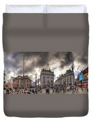 Piccadilly Panorama Duvet Cover