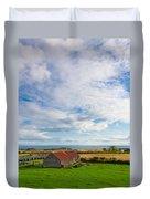 Picturesque Barn Duvet Cover