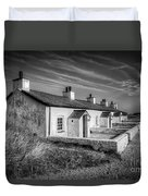 Pilot Cottages Duvet Cover