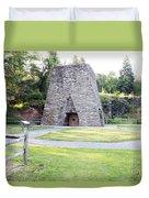 Pine Grove Furnace State Park Duvet Cover