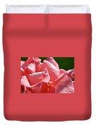 Pink Diamond Dust Duvet Cover