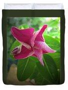 Pink Star Duvet Cover