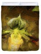 Pixie Orchid Duvet Cover