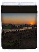 Plaka - Naxos Duvet Cover