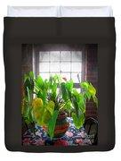 Planter In France Duvet Cover