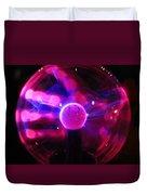 Plasma Hand Duvet Cover