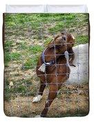 Please Exonerate Me 2 - Billy Goat Duvet Cover