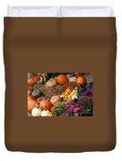 Plentiful Harvest Duvet Cover