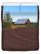 Plow Designs And A Barn Duvet Cover