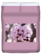 Plum Blossoms 4 Duvet Cover