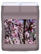 Plum Blossoms 6 Duvet Cover
